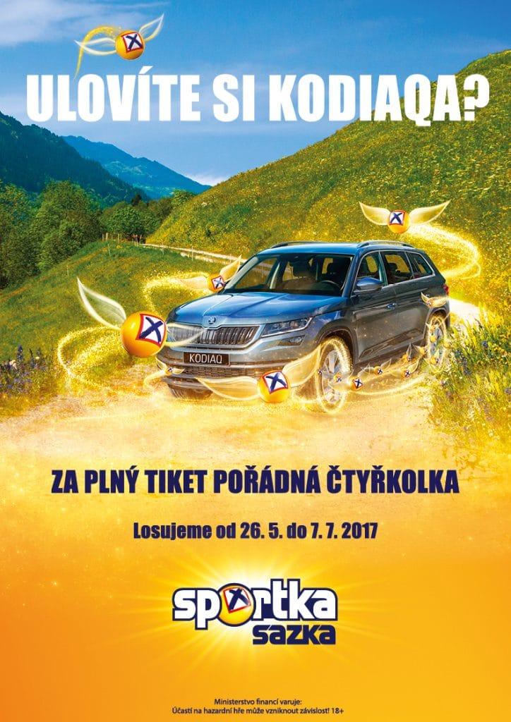 Sportka_Kodiaq_Plakát_A4_